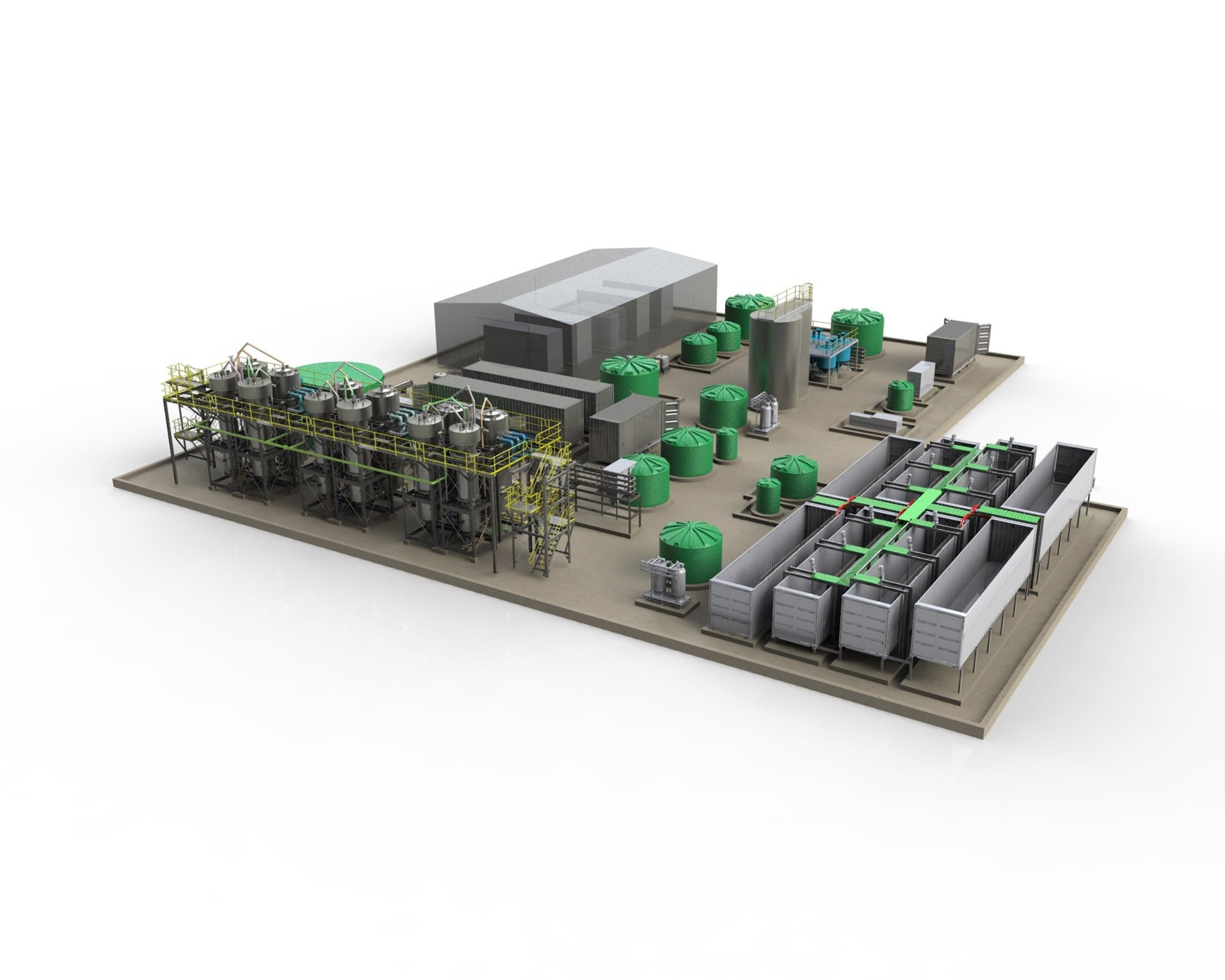 Clean TeQ progresses HIROX® water treatment plant proposal with Townsville City Council