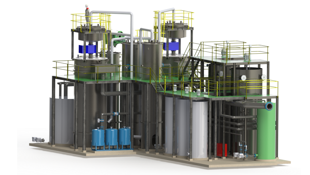 Clean TeQ Water Awarded Contract for BIONEX Water Treatment Plant in China