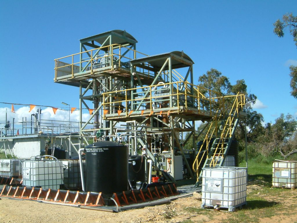 Waste Water Treatment Plant Reuse, Western Australia