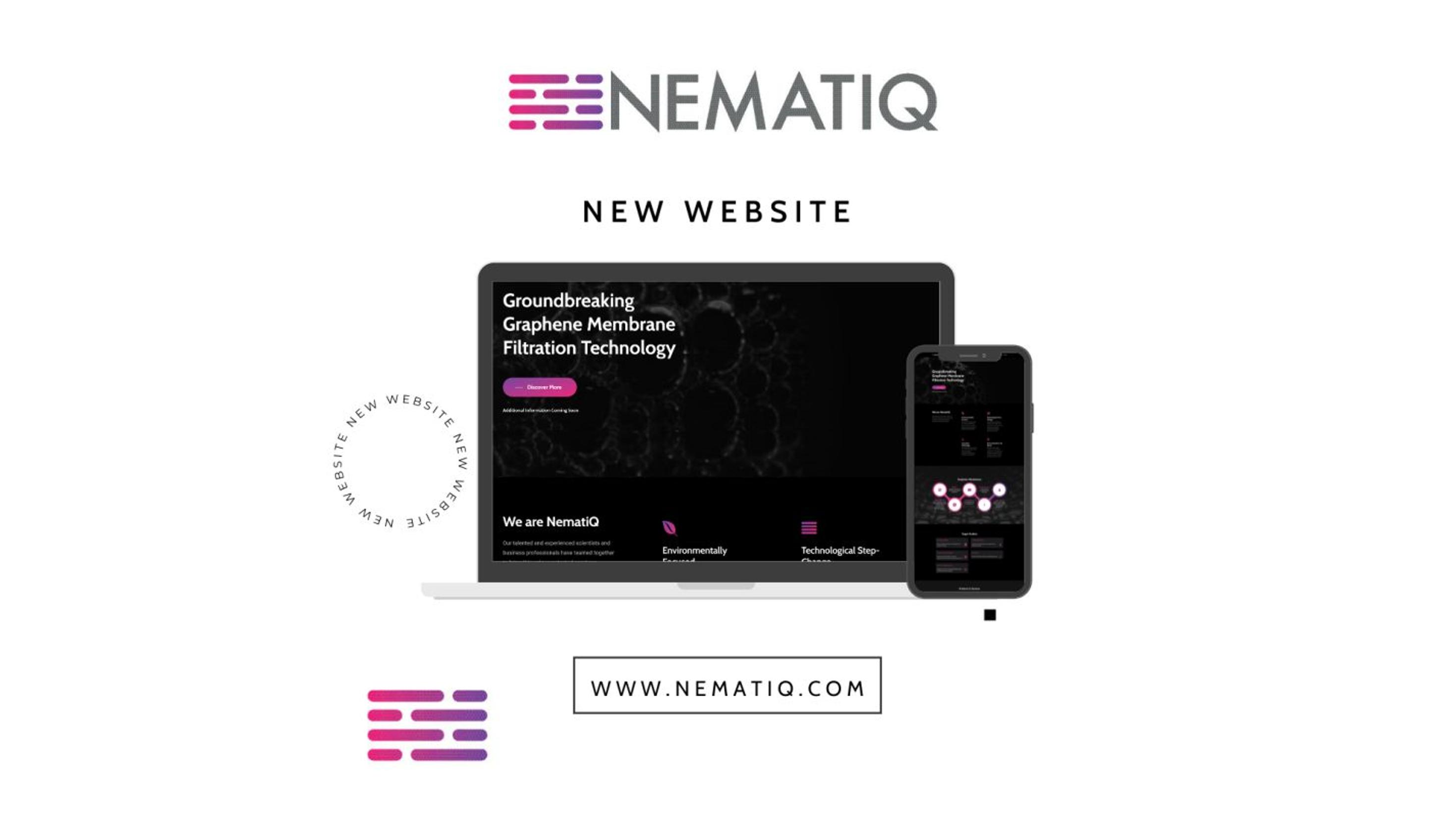 NematiQ Website Launched
